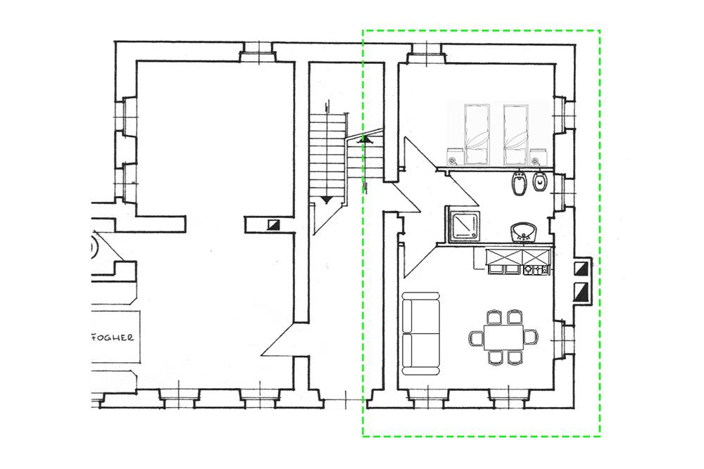 Appartamento Bosconero