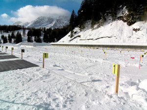 Biathlon in Val di Zoldo