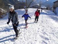 Escursioni con le Ciaspe in Val di Zoldo